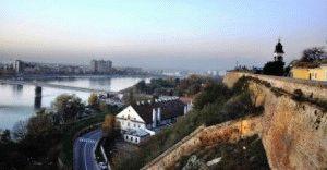 Петроварадинская крепость Нови Сад фото