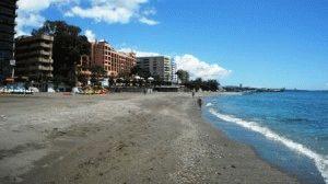 Марбелья пляж фото