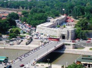 Город Ниш  Сербия фото