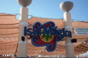 Парк развлечений Isla Magica Севилья фото