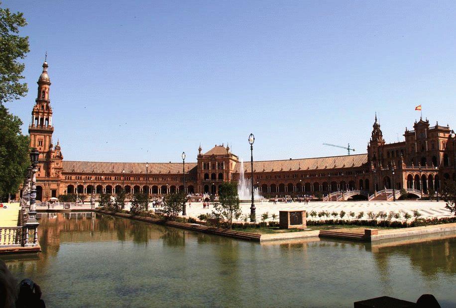 Кафедральный собор Севильи - фото