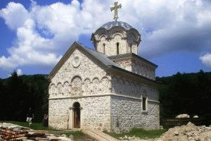 монастырь Старо-Хопово фото