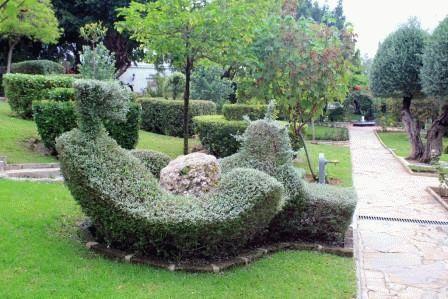 Ботанический сад Торремолинос фото