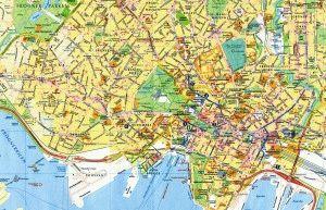 Карта Осло скачать