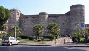 Город Катания  Catania Сицилия Италия фото