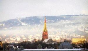 Осло Норвегия – как добраться фото