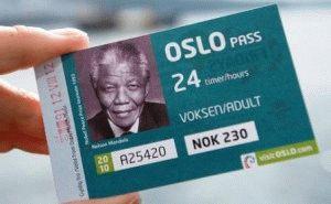 Туристическая карта Oslo Pass фото