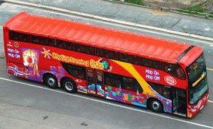 туристический автобус City Sightseeing Oslo фото