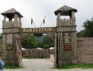 музейно-исторический комплекс Фанагория Варна фото