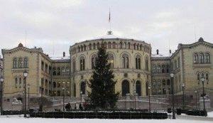 Достопримечательности Осло Норвегия фото