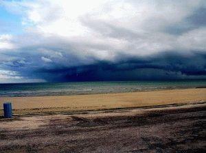 Север Франции Нормандия пляжи фото
