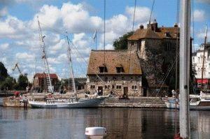 Франция Нормандия фото