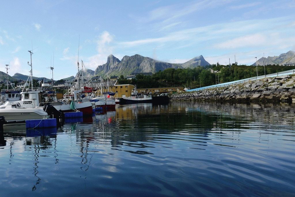 норвегия фото