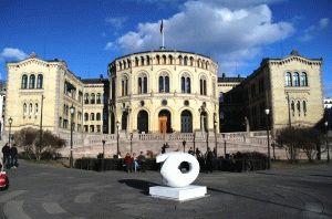 парламент осло фото