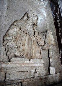 Равенна могила Данте фото