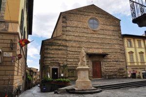 церковь Сан Франческо Ареццо фото
