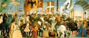 Легенды Святого Креста Ареццо