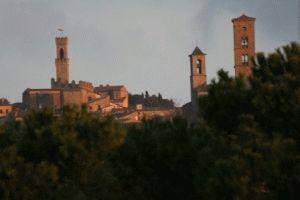 Вольтерра Италия достопримечательности города фото