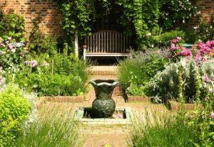 Сад ароматических трав музей Джеффри фото