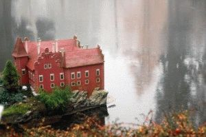 парк миниатюр Богеминиум Чехия фото