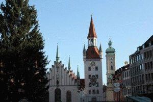 Мюнхен как добраться, туристический и общественный транспорт фото
