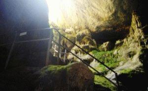 крит пещера Диктеон Андрон где родился Зевс фото
