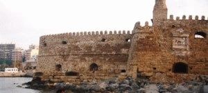 Ираклион Крит фото крепость