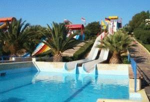 крит аквапарк фото