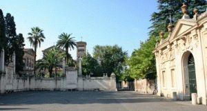 площадь Рыцарей Мальтийского Ордена Рим фото