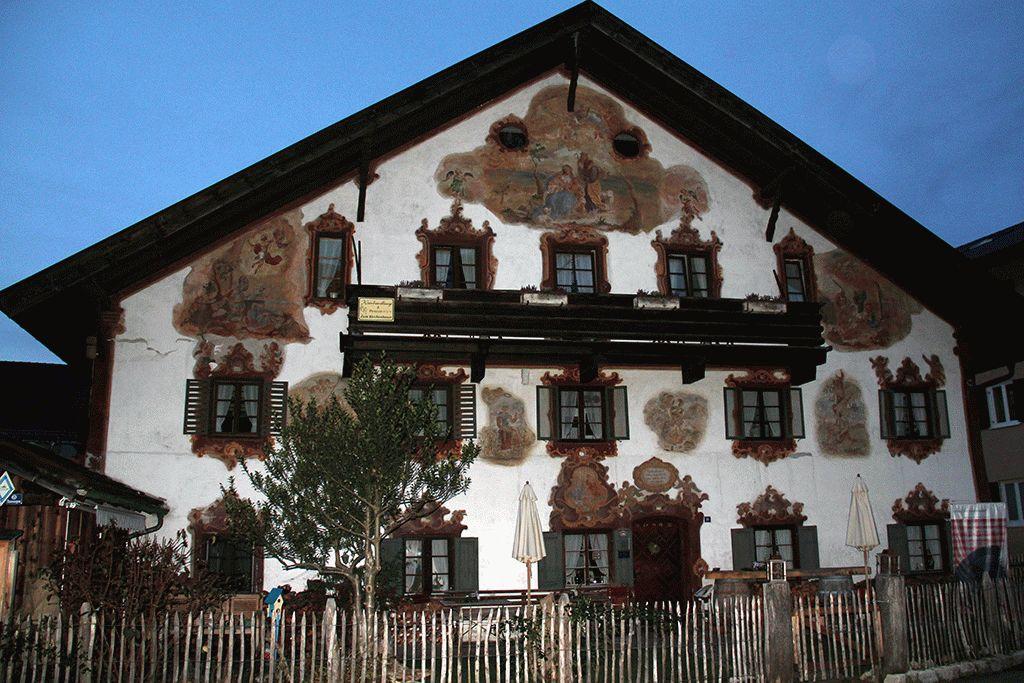 Обераммергау – фото  и достопримечательности деревни (Германия)