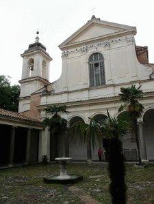 Рим Базилика Святого Клемента фото