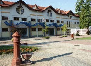 Курорт Залакарош Венгрия фото