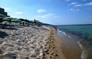 Албена Болгария пляж фото