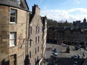 Эдинбург в августе фото