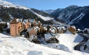 горнолыжные курорты Испании фото