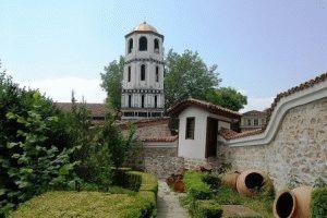 часовня – всё, что осталось от средневекового храма Святых Константина и Елены