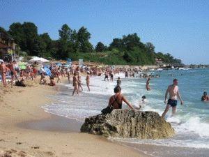 пляжи Константин Елена Болгария фото