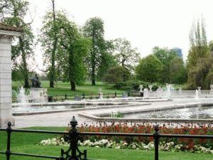 Лондон в апреле фото
