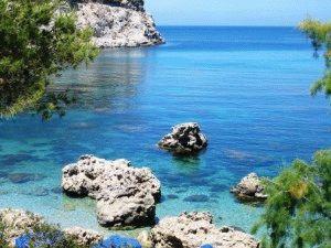 Остров Родос Греция фото