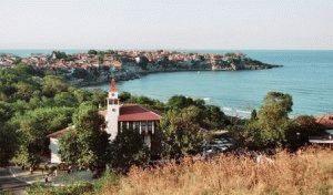 Город Созопол Болгария фото