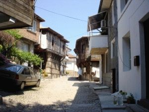 Старый Созополь фото Болгария