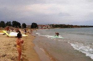 Пляж Болгария отдых с детьми фото