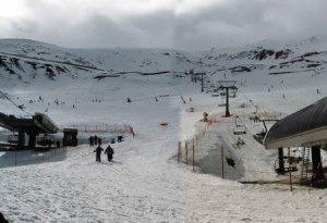 Вальдескарай горные лыжи Испания фото