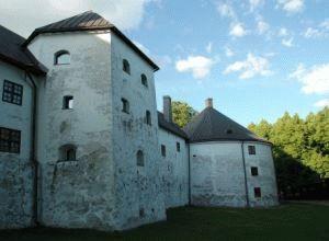 замок Турку фото Финляндия