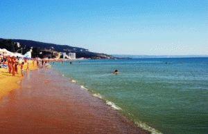 Золотые пески Болгария пляжи фото
