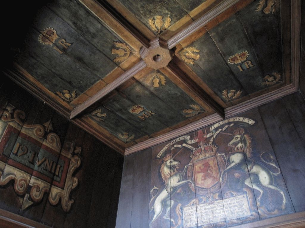 комната Эдинбургский замок фото