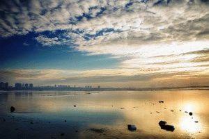 Атанасовское озеро Бургас фото