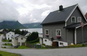 домик в Норвегии для аренды фото