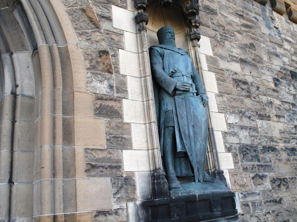 Эдинбургский замок история фото