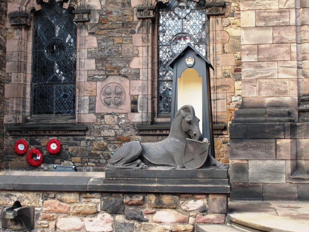 сокровища замка Эдинбург фото